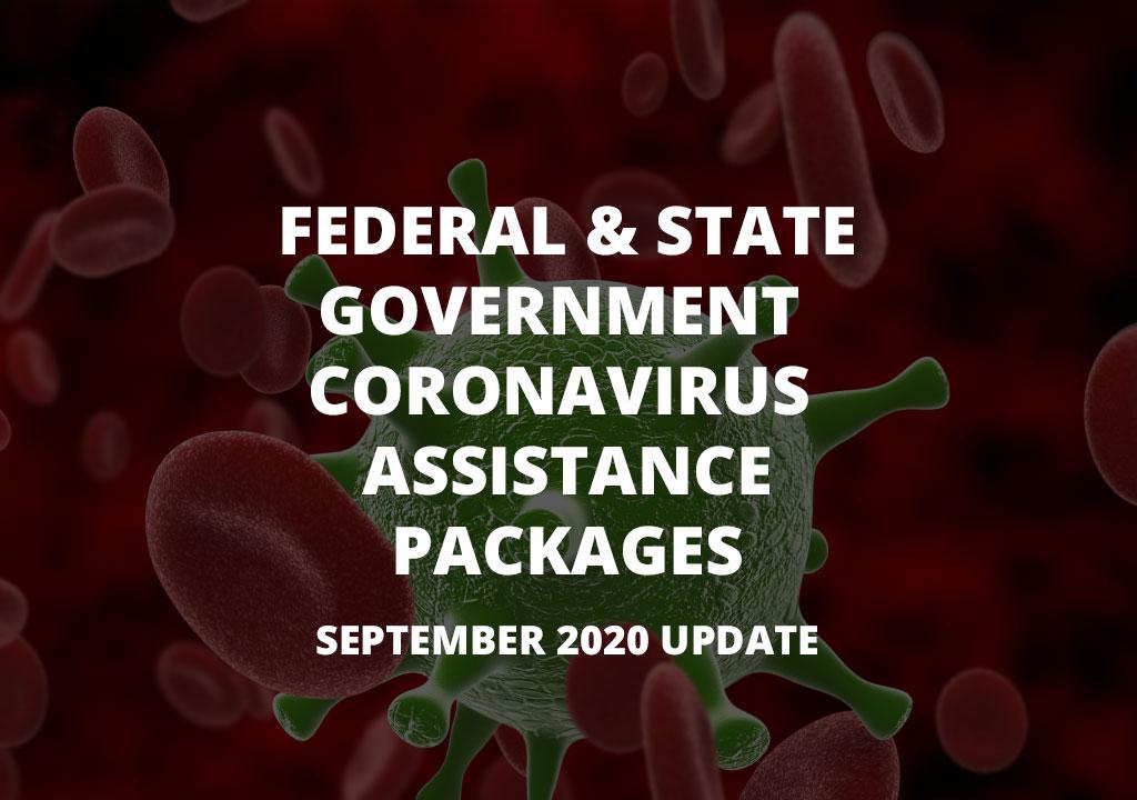 government coronavirus stimulus package